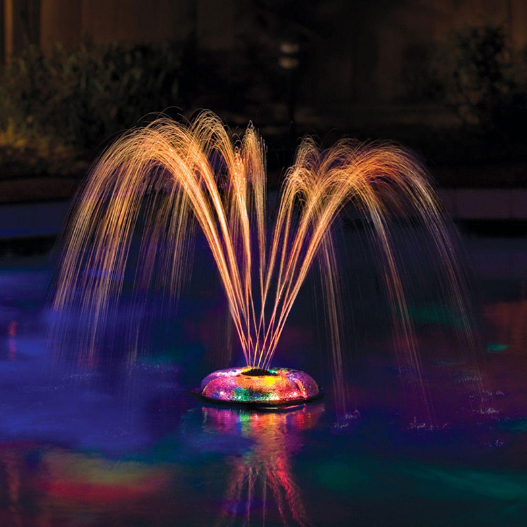 Honey Waterproof Fantastic Rgb Childrens Pool Light Floating Underwater Led Disco Light Spa Bathtub Light Swimming Pool Float Lamp Lights & Lighting Led Underwater Lights