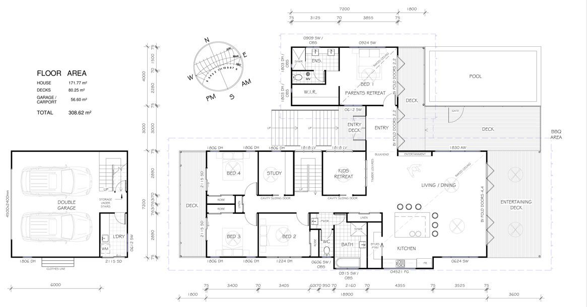 Callistamon 308 Bush and Beach House & Home Designs | Home ideas ...
