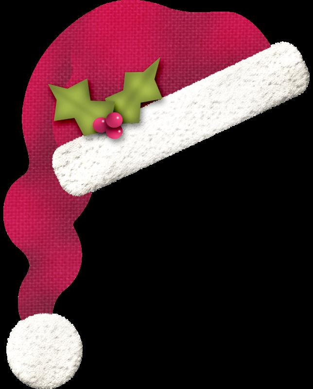 santahat(fayette).png Gorros navidad, Navidad clipart y