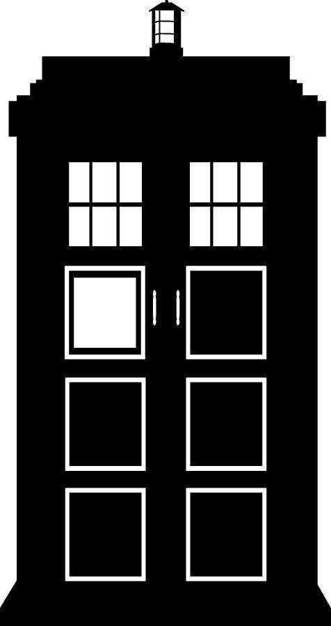 good looking doctor who tardis door decal. 6  Doctor Who TARDIS Vinyl Decal 4 00 via Etsy Omg take my