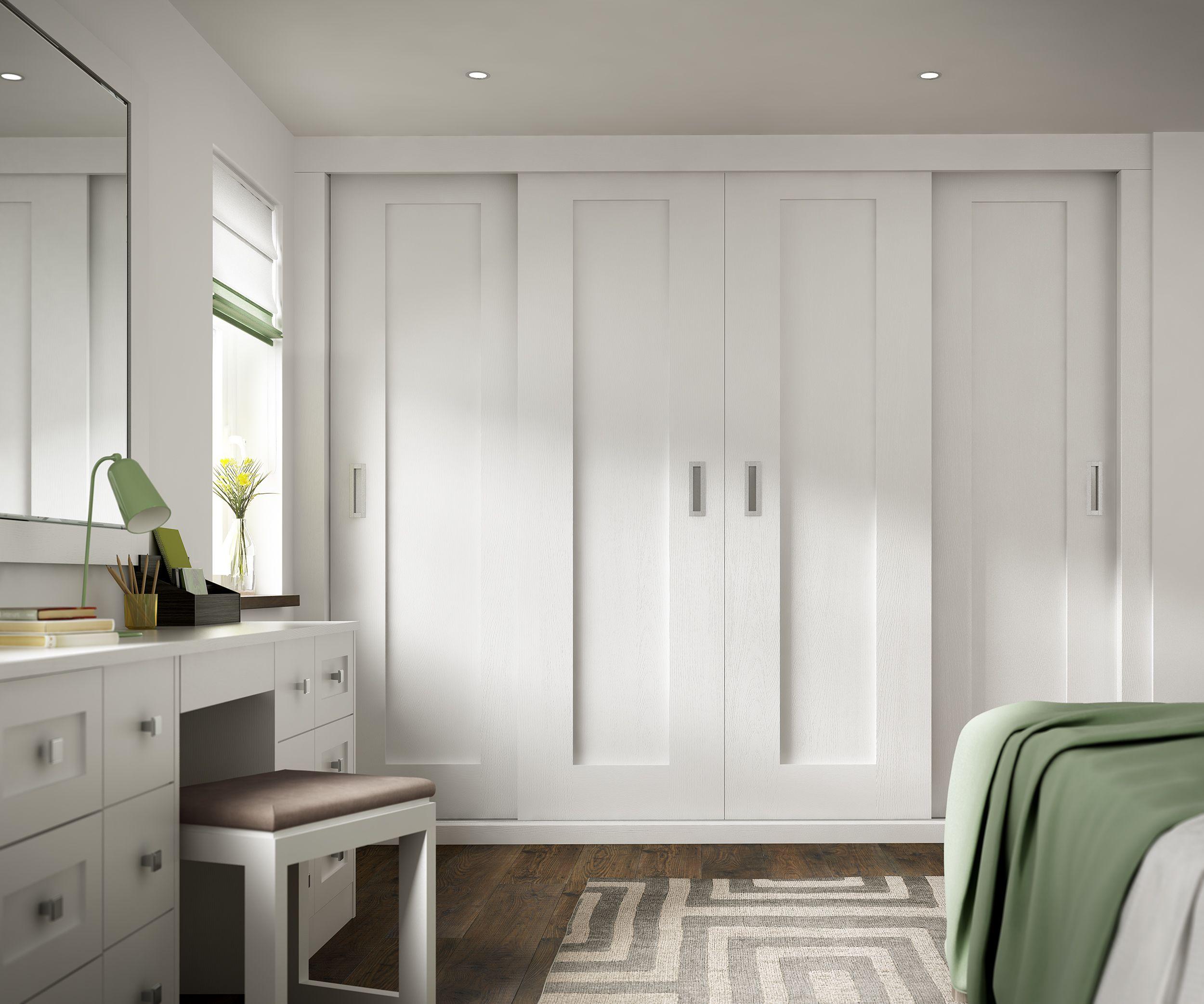 Shaker Style Bedroom Furniture Shaker Sliding Wardrobe Doors Google Search Apartment Ideas