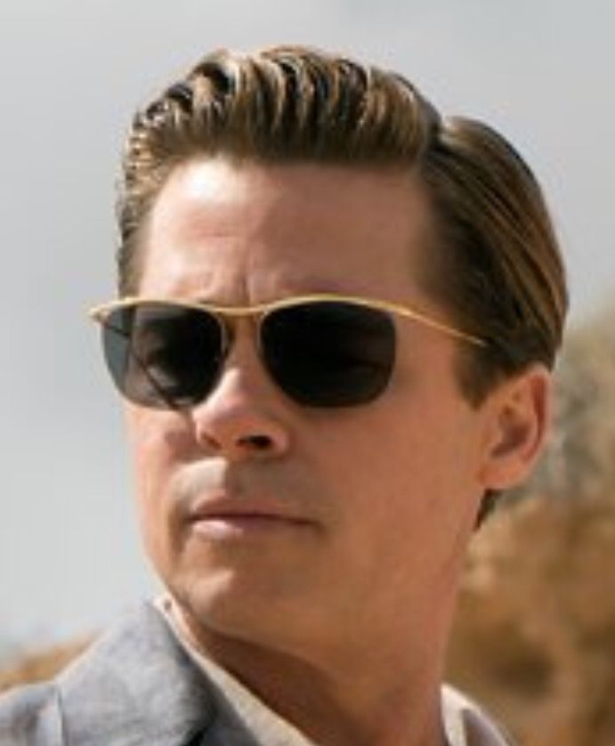 ddcf26256c541 These glasses Brad Pitt wore in the movie Allied.  movie  glasses   sunglasses  mens