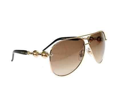 27aca0a756b NWT AUTHENTIC Gucci Aviator Sunglasses GG 4225 S X5M Copper Gold 63mm RTL   395