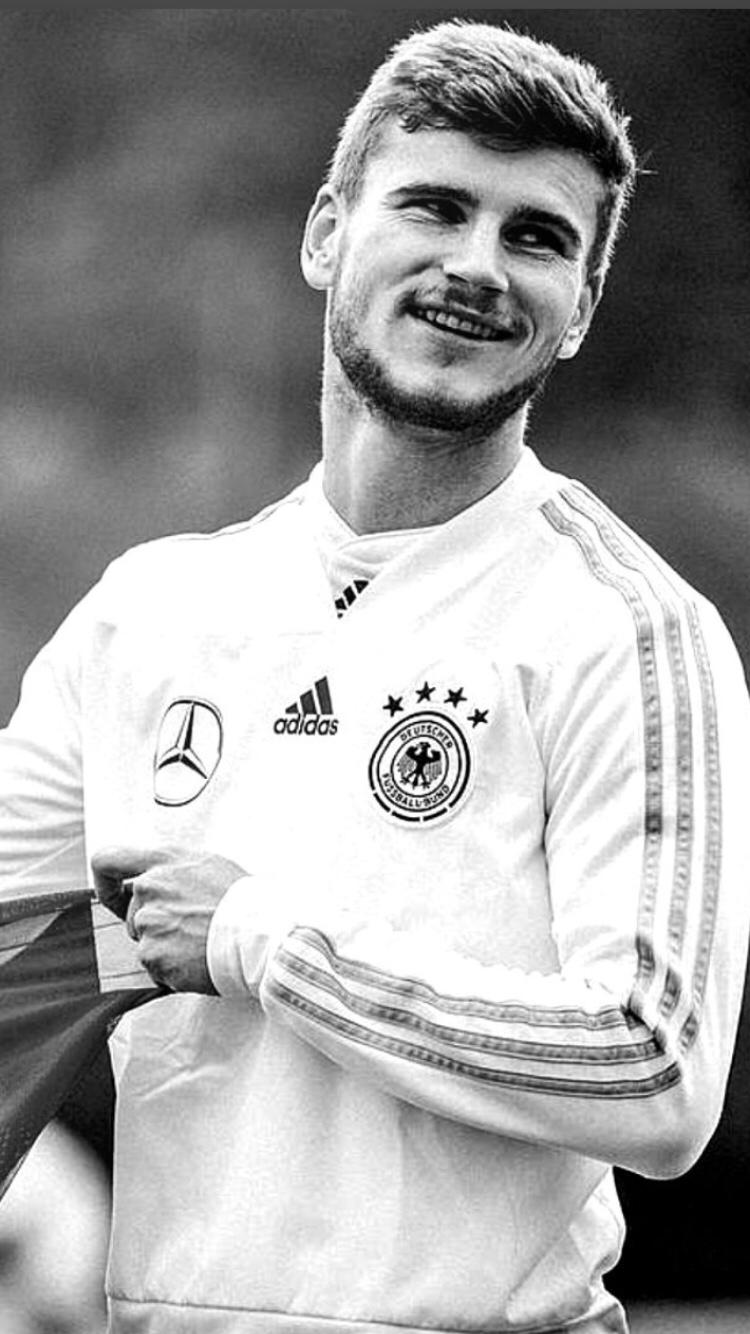 Pin Von No Auf Timo Werner Dfb Team Bundesliga Fussball