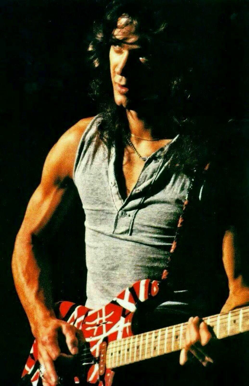 Eddie 3 Van Halen Eddie Van Halen Van Halen 5150