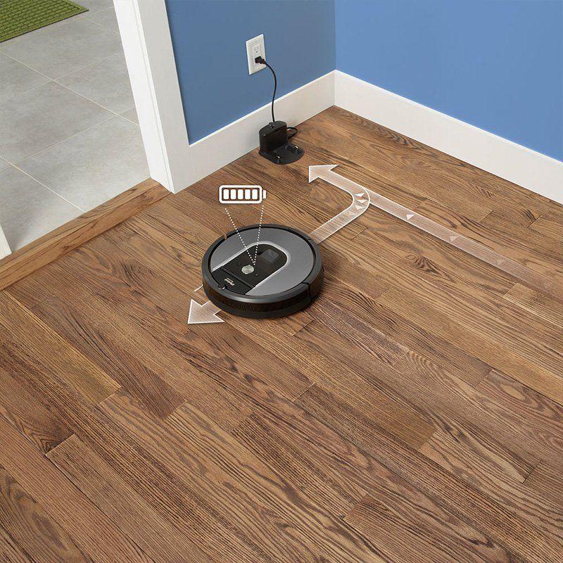 iRobot Roomba 960 Robot Vacuum 4645581 Vacuums