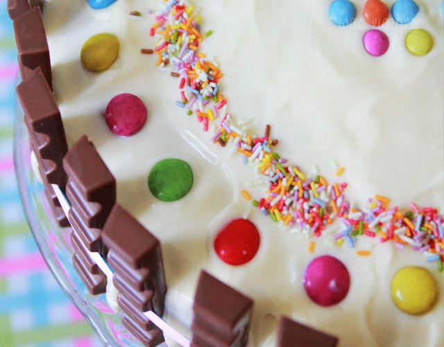 Kinderriegel Torte Rezepte Birthday Cake