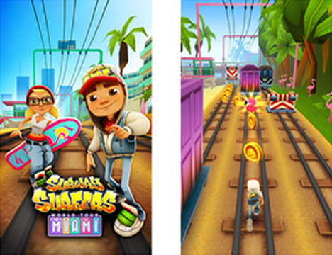 SUBWAY SURFERS FREE DOWNLOAD FOR WINDOWS PHONE | Subway