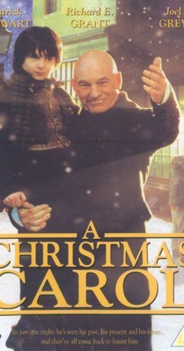 A Christmas Carol (1999) || Patrick Stewart is one of my favorite actors! | Christmas carol