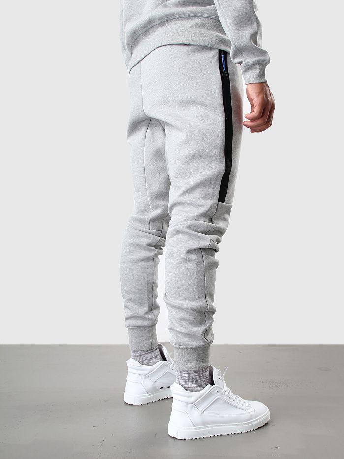 acfaf121b21d Tech Fleece Pant 1MM Dark Grey Heather Medium Grey Black 545343-064 Nike  Tech Fleece