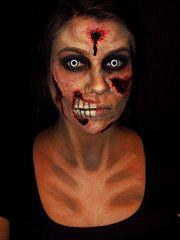30+ Newest Halloween Makeup Ideas To Complete Your Look Click To Find Out More 30+ Newest Halloween Makeup Ideas To Complete Your Look Click to find out more Halloween Makeup halloween makeup wounds