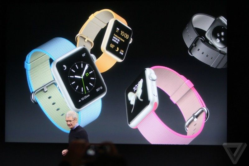 Pin on Apple Announces Woven Nylon Apple Watch Bands