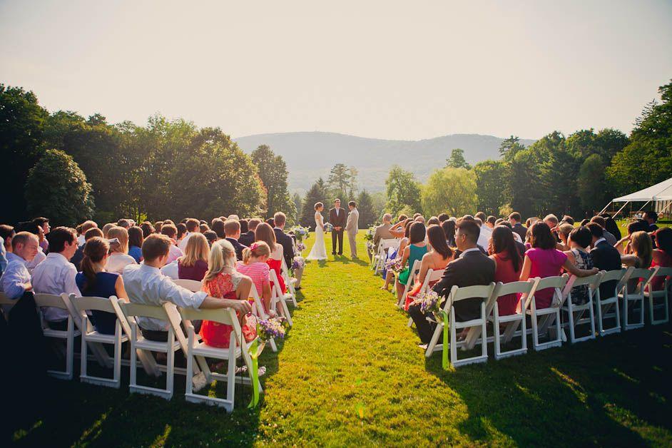 Winthrop Estate Wedding Berkshires 13 Caroline And Tims At Venues