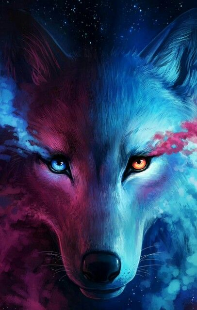 cool wolves arts cool