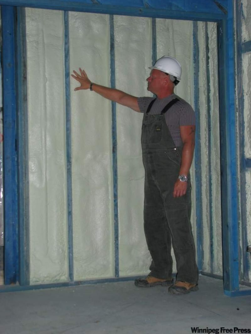 Rigid Foam Insulation Interior Basement Walls