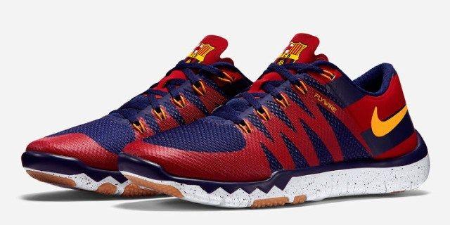 wholesale dealer 8cb42 f44f4 Zapatillas Nike Free Trainer 5.0 FC Barcelona