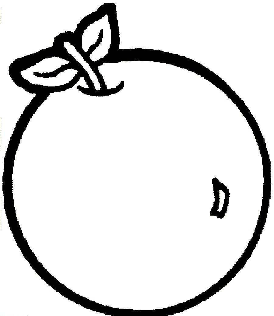 Resultado de imagen para molde de fruta de naranja  fieltro