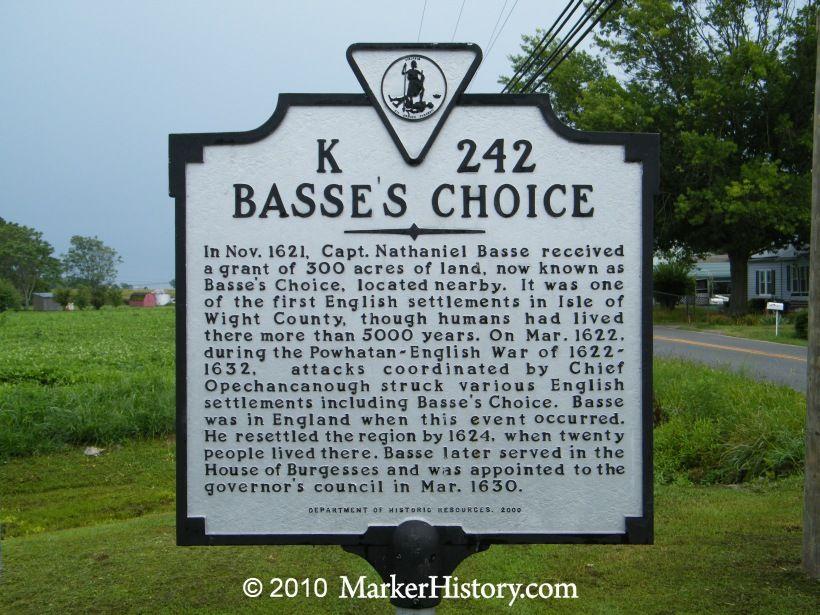 Virginia State Historical Marker For Basse S Choice Historical Marker Battle Of Fredericksburg Colonial America