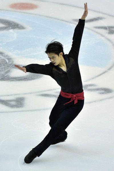 Takahiko Kozuka Photos - 2015 Japan Figure Skating Championships - Day 1 - Zimbio
