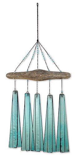 Windchime I Wish I Could Hear This I Imagine It Makes A Beautiful Sound Glass Wind Chimes Glass Windchimes Wind Chimes