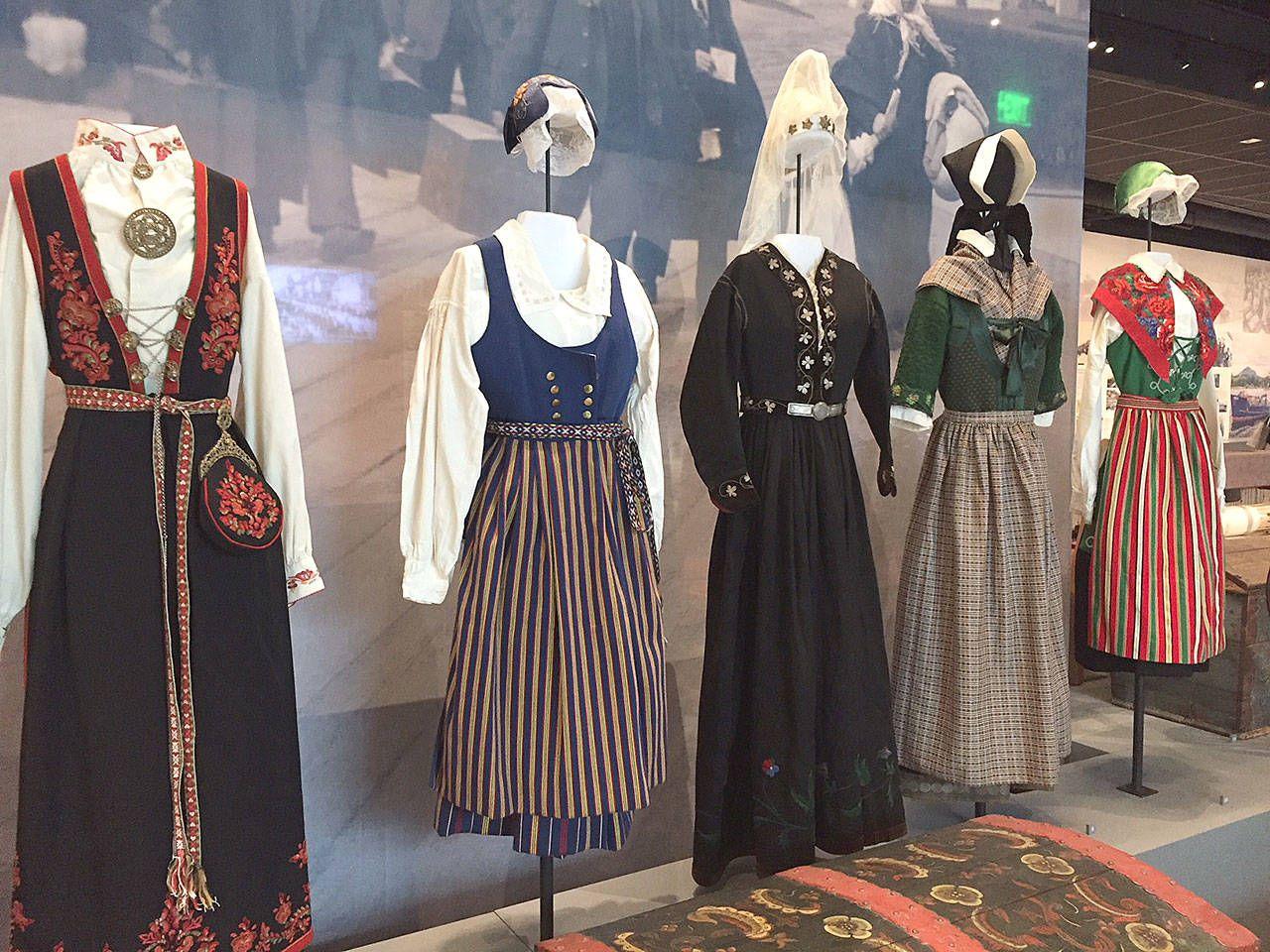 New Museum Links Scandinavians In Washington To Their History Heraldnet Com In 2020 Scandinavian Dress New Museum Scandinavian