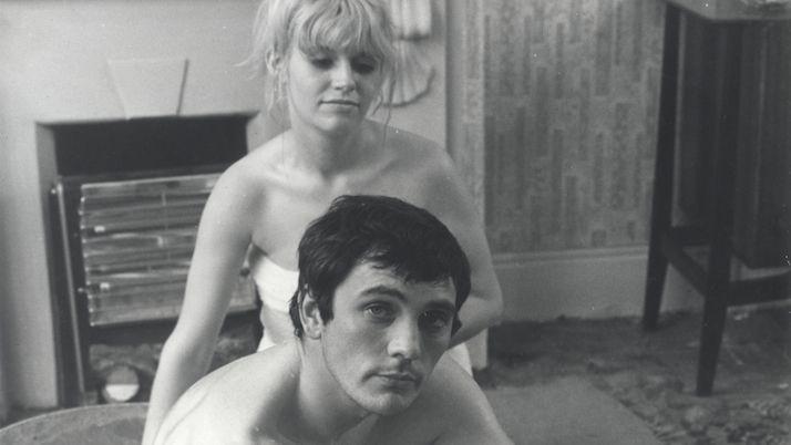 Carol white terence stamp in 39 poor cow 39 british new wave 39 kitchen sink 39 films pinterest - British kitchen sink films ...