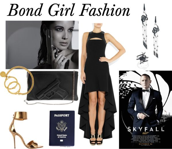 bond casino clothing