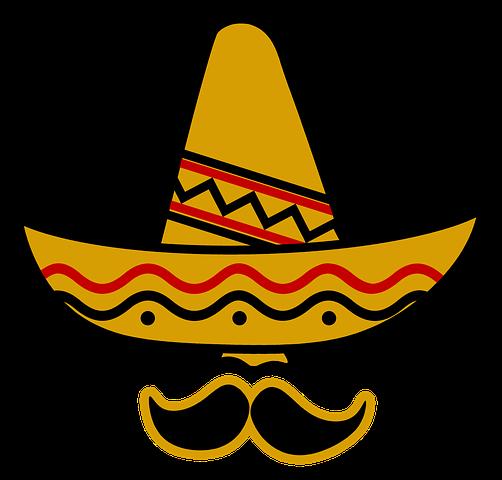 Sombrero Hat Mexico Bart Deep Sombrero Mexican Hat Hats