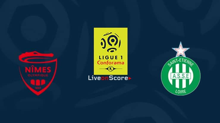 Nimes Vs St Etienne Preview And Prediction Live Stream Ligue 1 2019 2020 Nimes Sports News Predictions