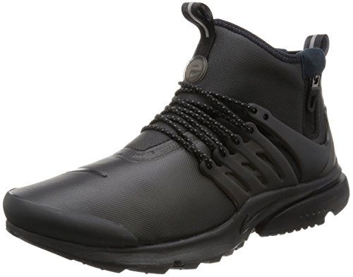 hot sale online 53f84 7a4eb Nike Mens Air Presto Mid Utility Shoes BlackDark Grey 859524003 Size 8      Find out more about the great product at the image link.Note It is  affiliate link ...
