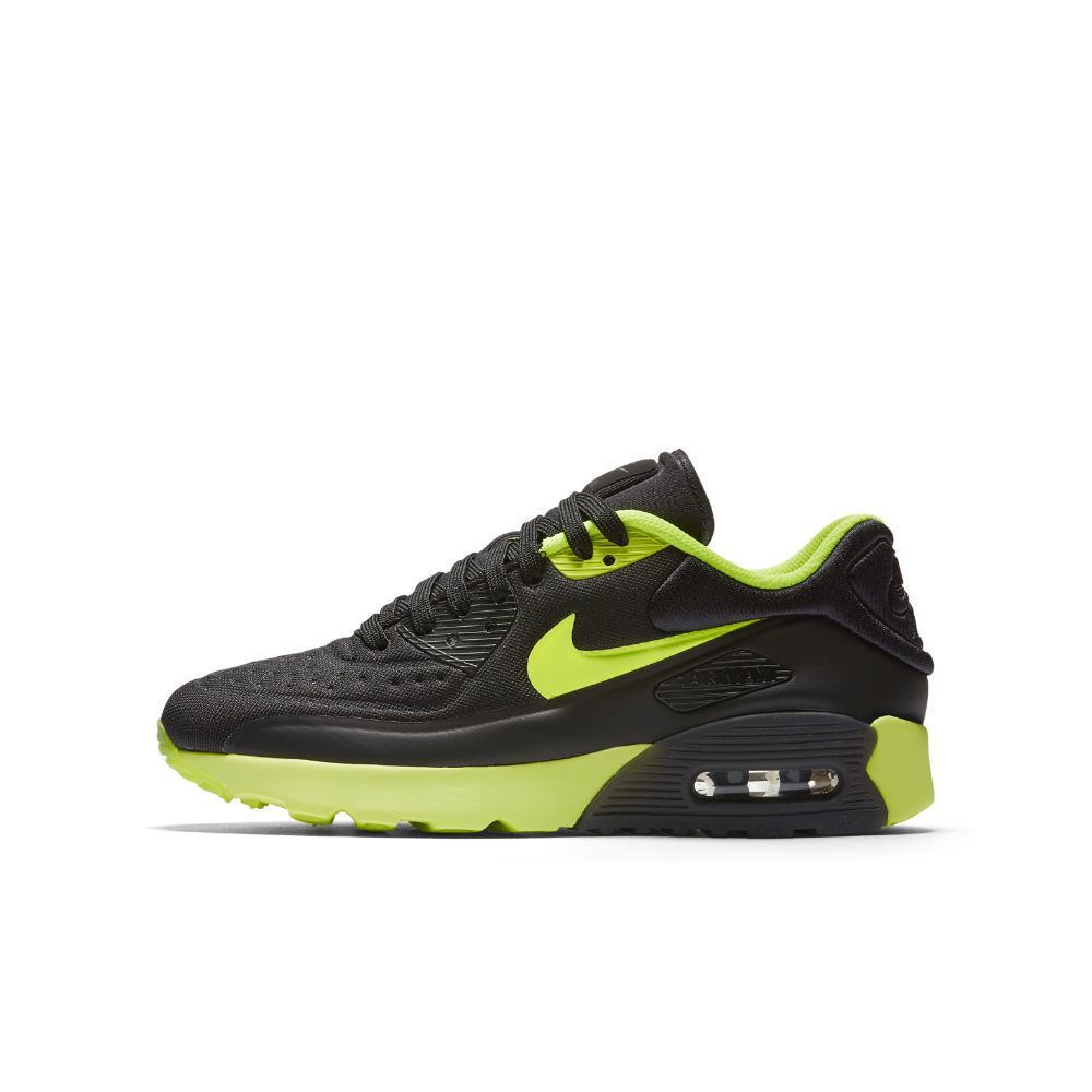 Nike Air Max 90 Ultra SE Big Kids  Shoe Size 5.5Y (Black) - Clearance Sale eb5d13d150631