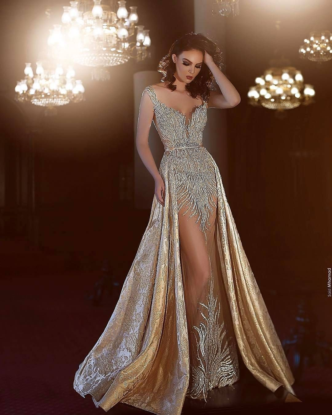 8 Lovely Classy #Evening #Gowns For Women Ideas  Evening gowns
