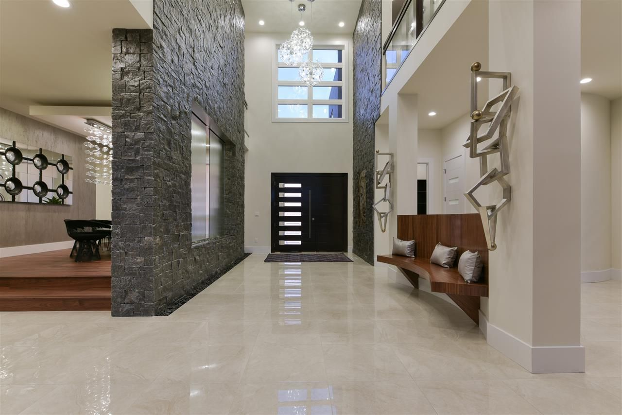 Tile floors. -MB