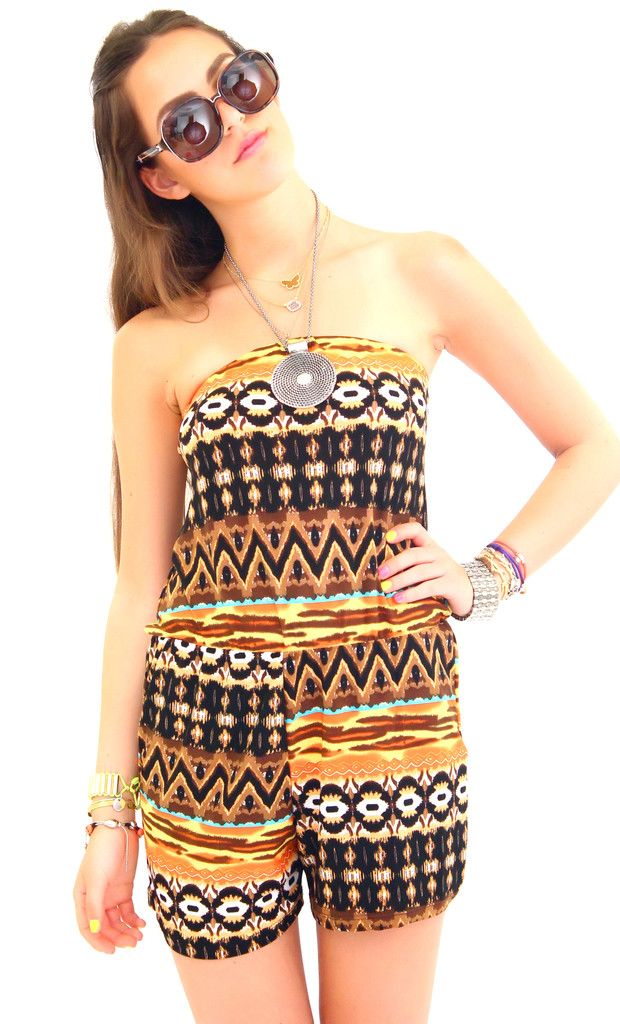The Talisman Romper