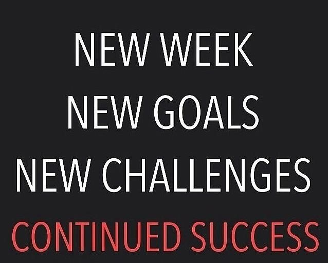 Image result for motivation for the new week