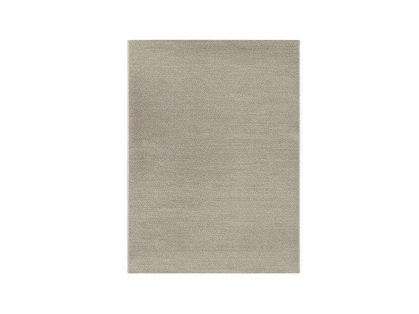 纯色聚酯纤维户外地毯raffaello By