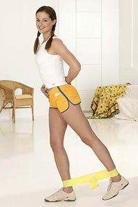 Knackiger Po 7 übungen Für Jeden Tag Workout Butt Fitness