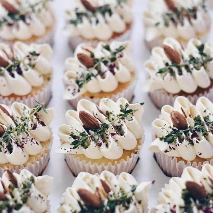 Rustic cupcakes  shared by WhimsyKissd on We Heart It