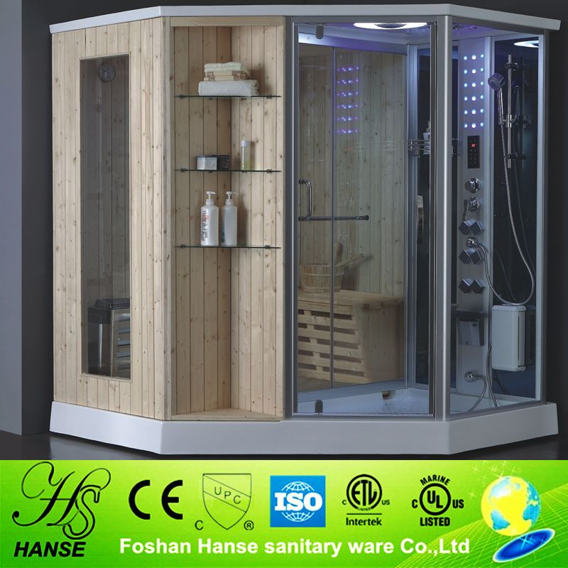 Indoor steam computer sauna cabin,sauna shower enclosure,acrylic ...