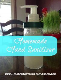 Homemade Hand Sanitizer Diy Beauty Treatments Hand Sanitizer