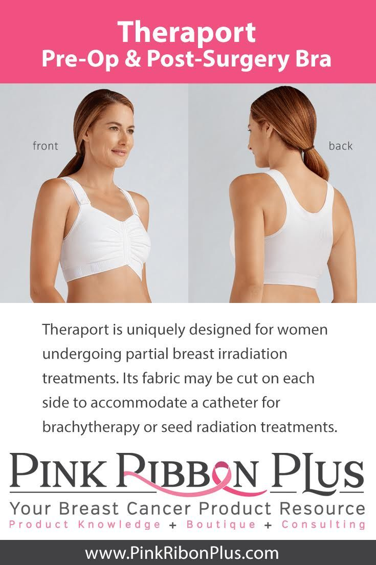 f07fa0c91ac74 Ideal bra for post-surgical and or leisure wear. Constructed with a front  closure for easy on-and-off post-surgery. Straps are wide and  non-adjustable.