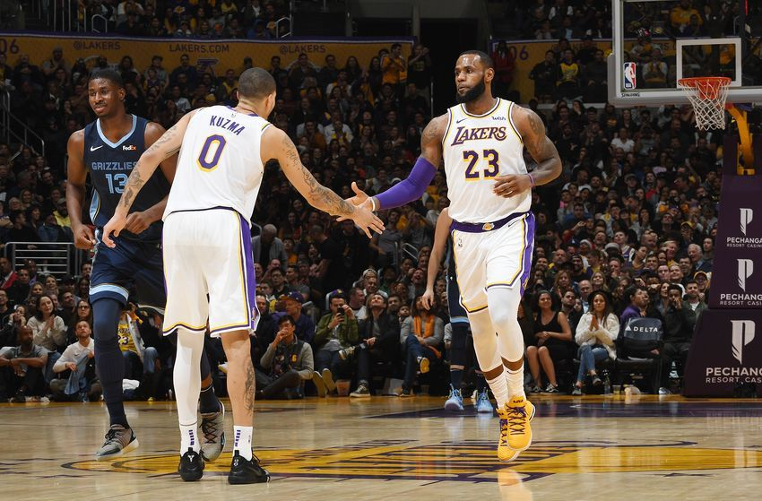 Los Angeles Lakers 3 Things We Want To See Happen In 2019 Nba Lakeshow Los Angeles Lakers Los Angeles Lakers