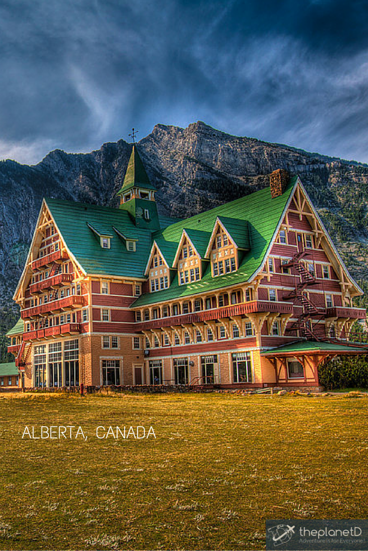 Things To Do In Waterton Lakes National Park The Planet D Waterton Lakes National Park National Parks Canada National Parks