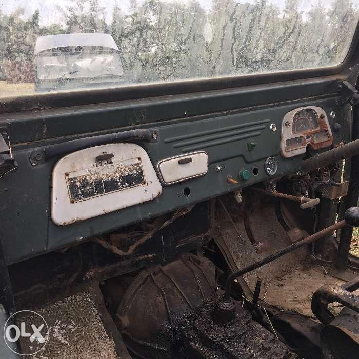 Old Fj40 Land Cruiser For Sale At Ongata Rongai At Ksh 350 000