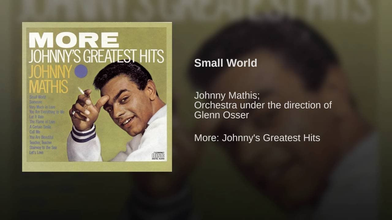 Small World | SING LIKE NO ONE IS LISTENING | Pinterest | Johnny ...
