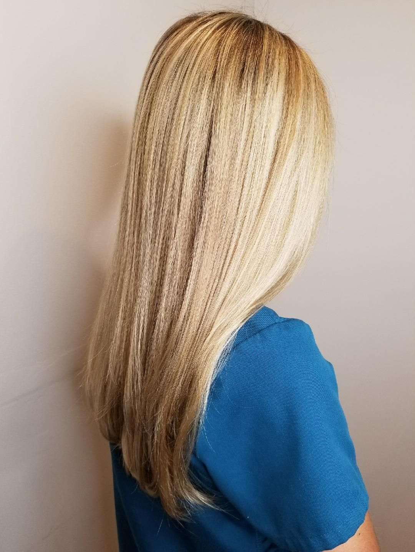 Hair By Laura At Blondie Salons Newton Ma Ig Laurapstyles Blonde