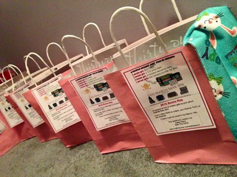 Bunny Hop Bags Catalog Order Forms Info About Joining March