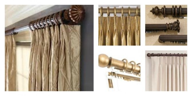 Traverse Custom Curtain Rods Curtains Pleated Curtains Pinch