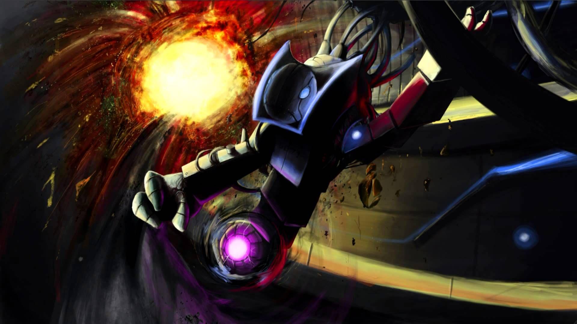 Metroid Fusion Nightmare Battle Epic Remix Metroid