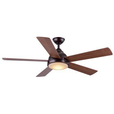 Wind River Neopolis 52 in. 5-Blade Indoor Ceiling Fan - WR1475OB